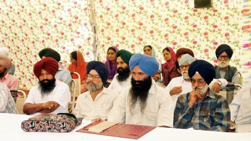 Contribution of Sri Guru Granth Sahib To Humanity seminar (63)