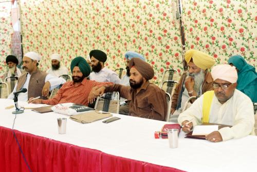 Contribution of Sri Guru Granth Sahib To Humanity seminar (68)