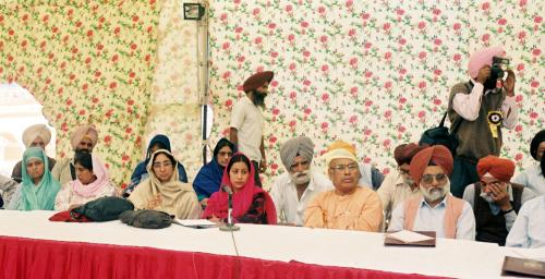 Contribution of Sri Guru Granth Sahib To Humanity seminar (69)