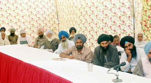 Contribution of Sri Guru Granth Sahib To Humanity seminar (70)