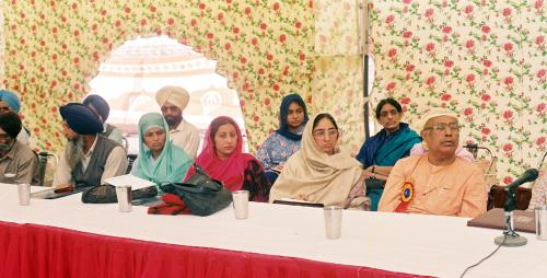 Contribution of Sri Guru Granth Sahib To Humanity seminar (71)