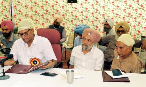 Contribution of Sri Guru Granth Sahib To Humanity seminar (73)