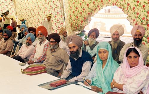 Contribution of Sri Guru Granth Sahib To Humanity seminar (74)