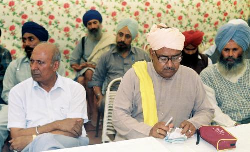 Contribution of Sri Guru Granth Sahib To Humanity seminar (76)