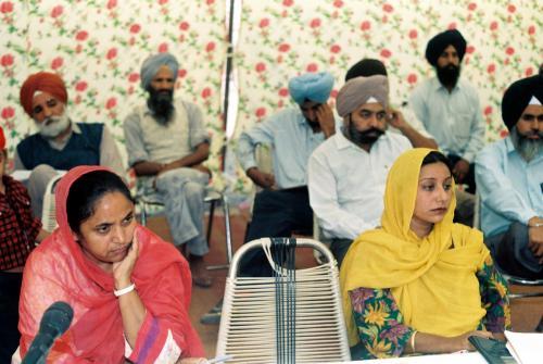 Contribution of Sri Guru Granth Sahib To Humanity seminar (78)