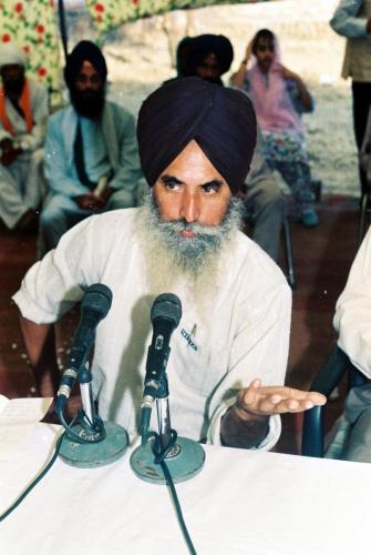 Contribution of Sri Guru Granth Sahib To Humanity seminar (8)