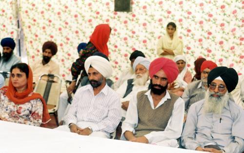 Contribution of Sri Guru Granth Sahib To Humanity seminar (80)