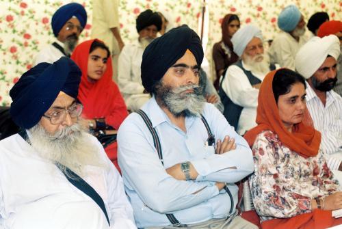 Contribution of Sri Guru Granth Sahib To Humanity seminar (81)