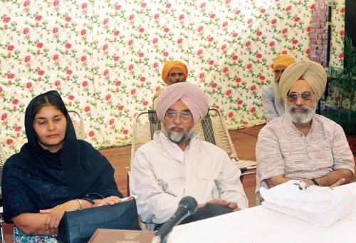 Contribution of Sri Guru Granth Sahib To Humanity seminar (84)