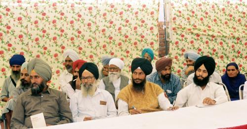 Contribution of Sri Guru Granth Sahib To Humanity seminar (87)