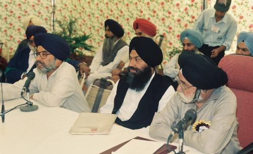 Contribution of Sri Guru Granth Sahib To Humanity seminar (88)