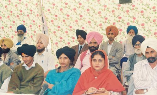 Contribution of Sri Guru Granth Sahib To Humanity seminar (91)