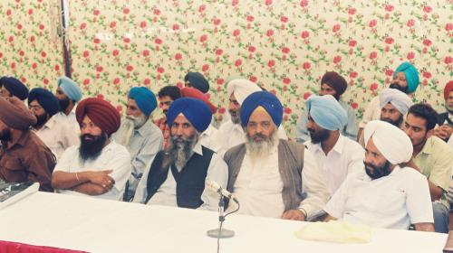 Contribution of Sri Guru Granth Sahib To Humanity seminar (92)