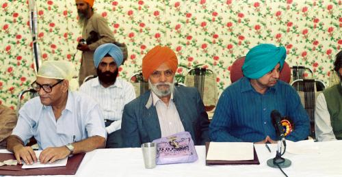 Contribution of Sri Guru Granth Sahib To Humanity seminar (94)