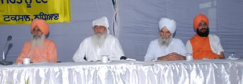 Contributions of Nirmal Sampardai, Udasin Sampardai & Sewa Panthi to Gurmat (43)