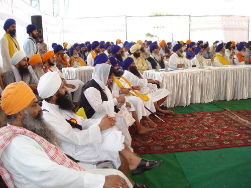 Dasam Granth Seminar was organized by Vismaad Naad, Ludhiana (10)