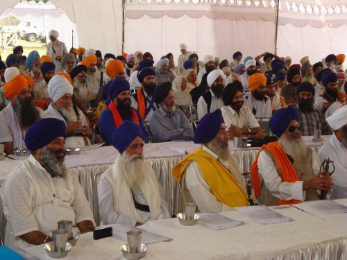 Dasam Granth Seminar was organized by Vismaad Naad, Ludhiana (13)
