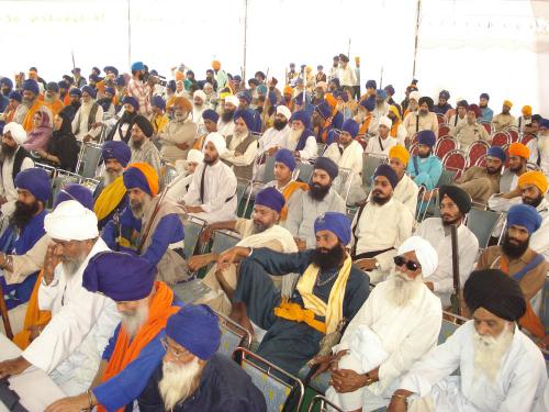 Dasam Granth Seminar was organized by Vismaad Naad, Ludhiana (17)