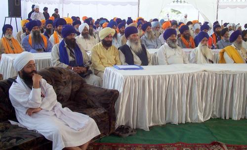 Dasam Granth Seminar was organized by Vismaad Naad, Ludhiana (20)