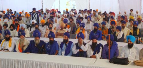 Dasam Granth Seminar was organized by Vismaad Naad, Ludhiana (25)