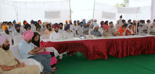 Environrment in Religions Perspective Seminar was organized by Vismaad Naad, Ludhiana (11)