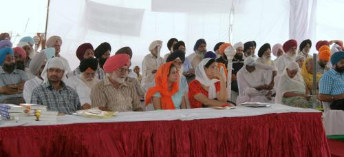 Environrment in Religions Perspective Seminar was organized by Vismaad Naad, Ludhiana (13)