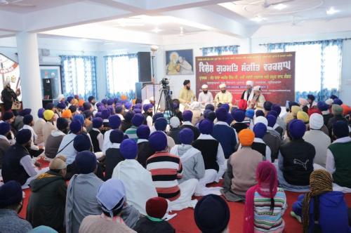 Gurmat Sangeet workshop 2017 (12)