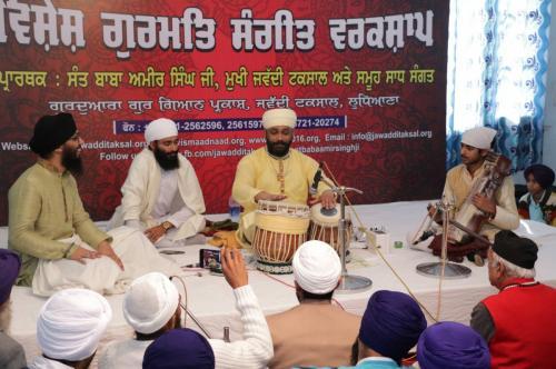 Gurmat Sangeet workshop 2017 (17)