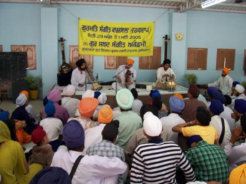 Gurmat Sangeet Workshop 2005 (10)