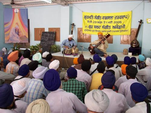 Gurmat Sangeet Workshop 2005 (11)