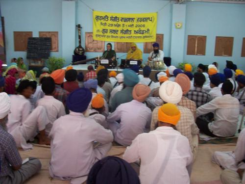 Gurmat Sangeet Workshop 2005 (12)