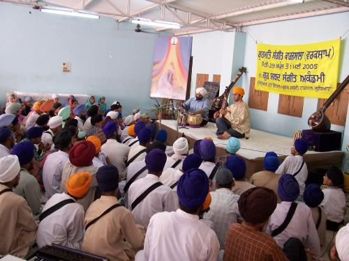 Gurmat Sangeet Workshop 2005 (13)