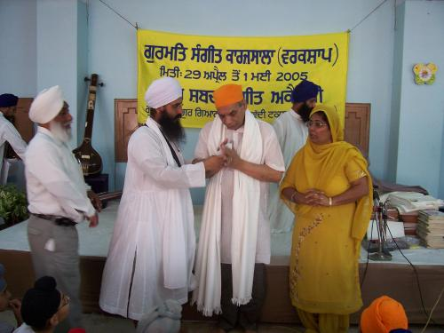 Gurmat Sangeet Workshop 2005 (17)
