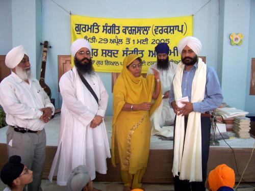 Gurmat Sangeet Workshop 2005 (18)