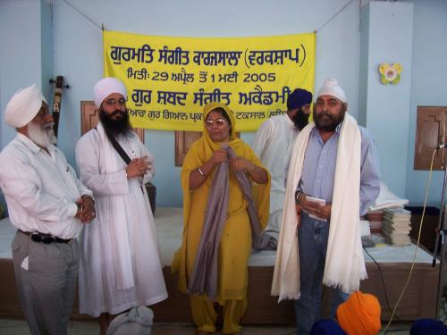 Gurmat Sangeet Workshop 2005 (19)