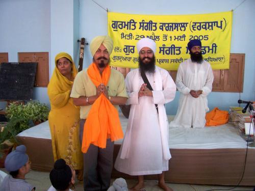 Gurmat Sangeet Workshop 2005 (20)