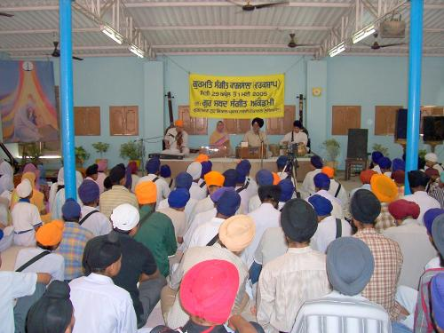 Gurmat Sangeet Workshop 2005 (3)