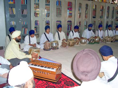 Gurmat Sangeet Workshop 2005 (4)