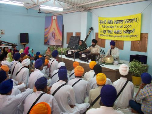 Gurmat Sangeet Workshop 2005 (6)