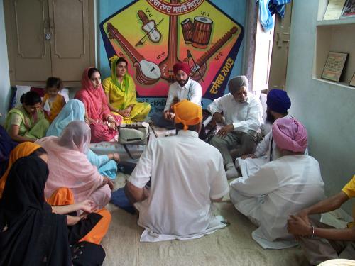 Gurmat Sangeet Workshop 2005 (7)