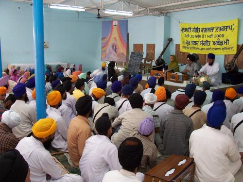 Gurmat Sangeet Workshop 2005 (9)