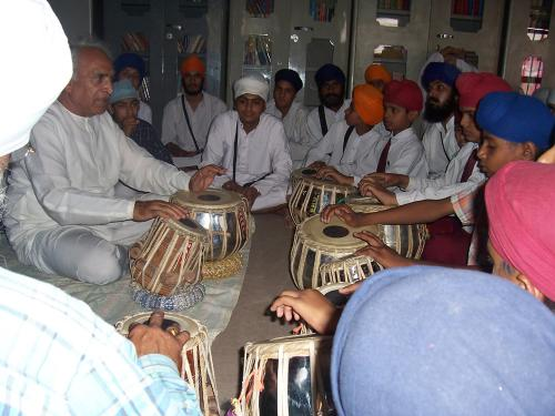 Gurmat Sangeet Workshop 2006 (1)