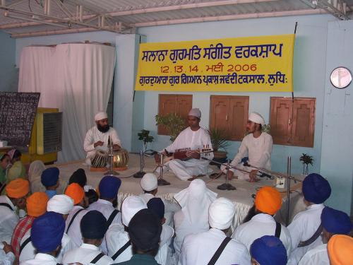 Gurmat Sangeet Workshop 2006 (15)