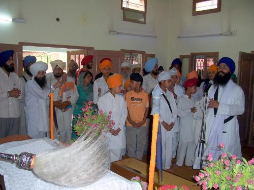 Gurmat Sangeet Workshop 2006 (2)