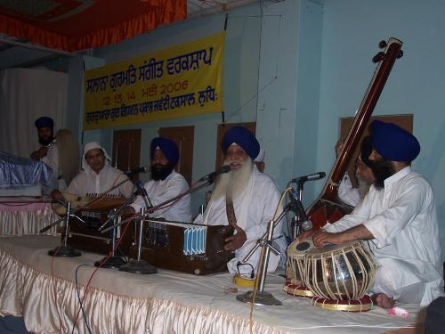 Gurmat Sangeet Workshop 2006 (24)