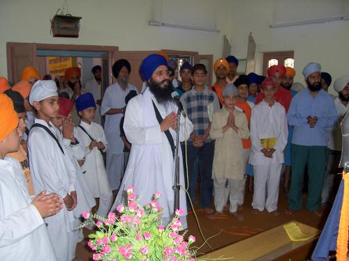 Gurmat Sangeet Workshop 2006 (3)