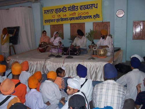 Gurmat Sangeet Workshop 2006 (31)
