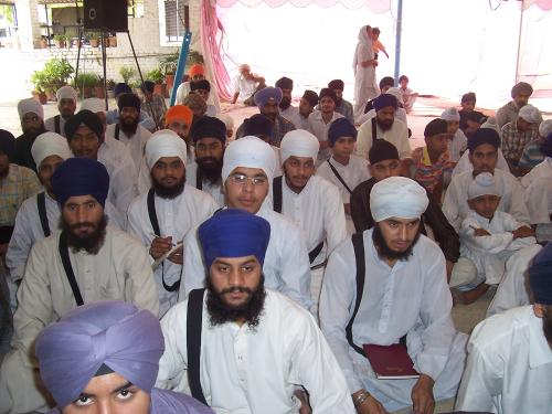 Gurmat Sangeet Workshop 2006 (32)