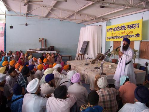 Gurmat Sangeet Workshop 2006 (36)