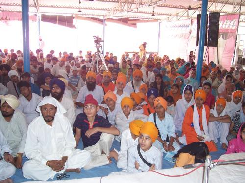 Gurmat Sangeet Workshop 2006 (40)